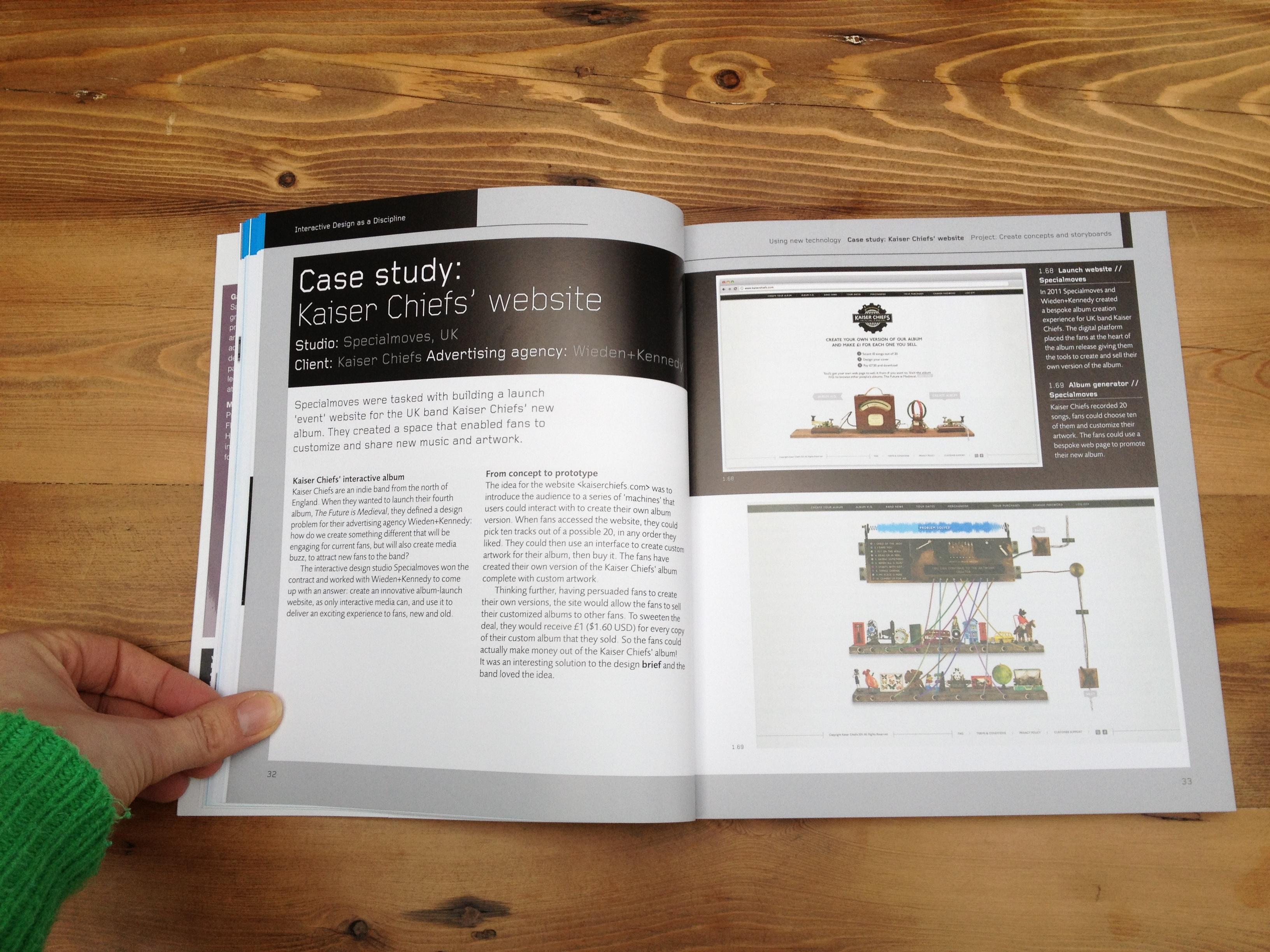 case study design portfolio